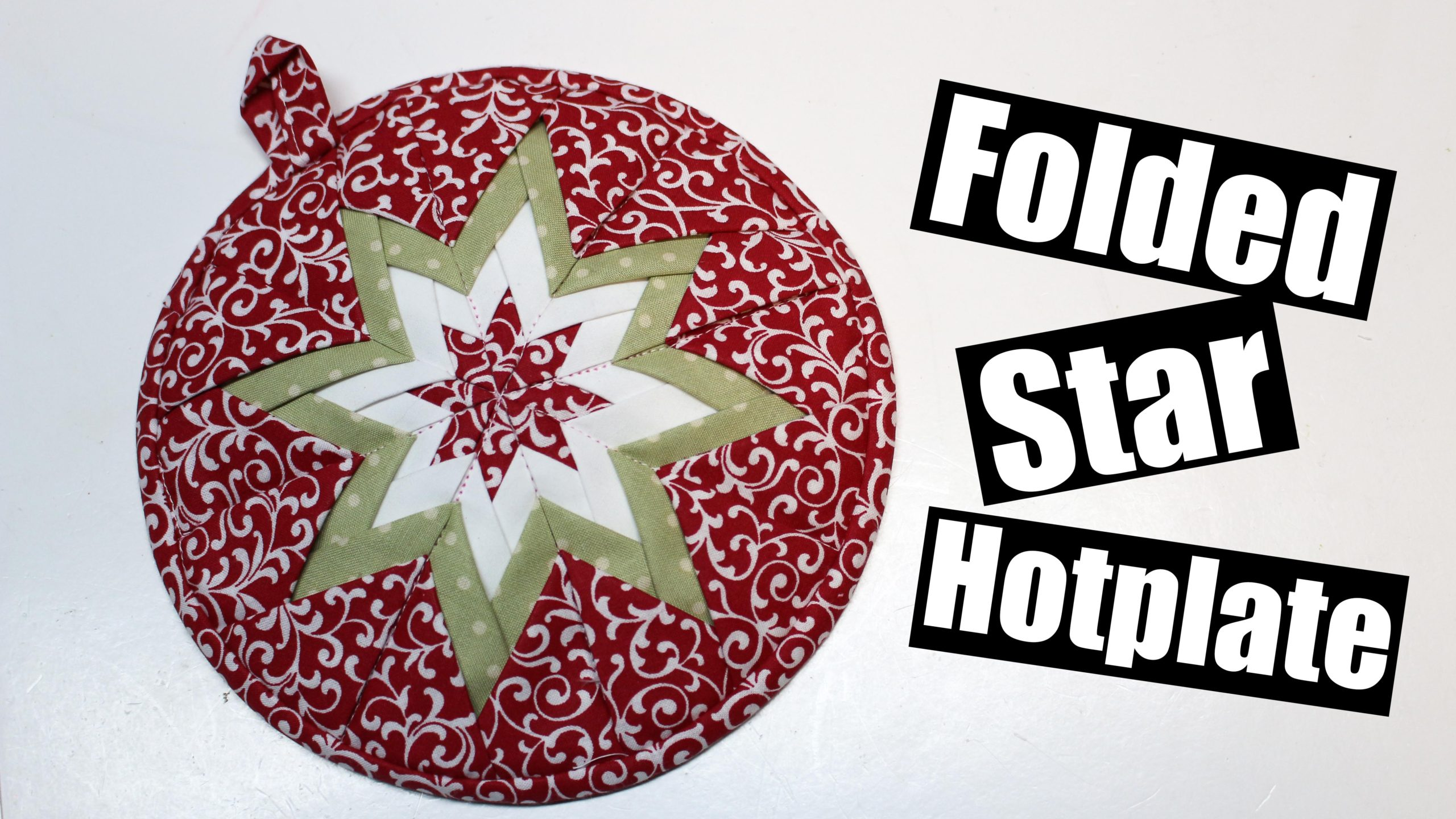 Folded star hot plate