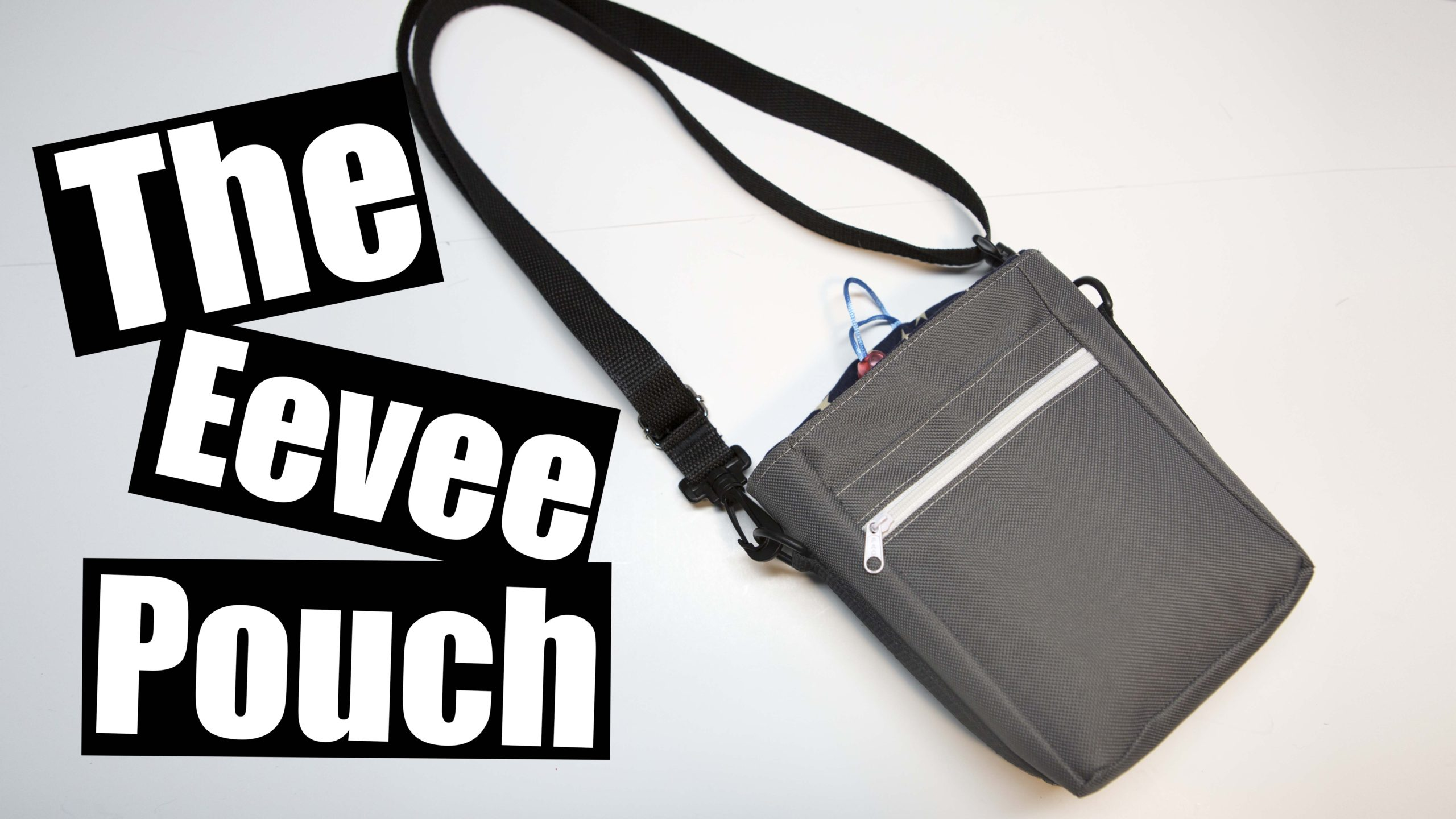 The Eevee pouch
